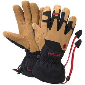 Marmot Exum Guide Glove Black/Tan